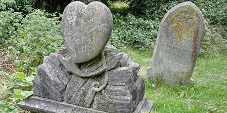 Funerary and Flora at Anns Hill Cemetery (10 Sept) tickets