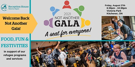 Not Another Gala 2021: A Seat for Everyone tickets