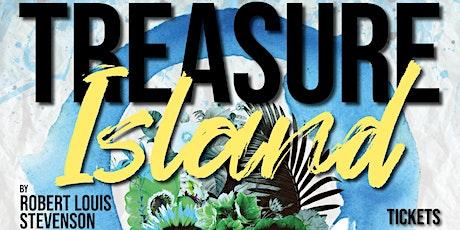 Half Cut Theatre's Treasure Island @ The Cricketers, Weston 6.30PM tickets
