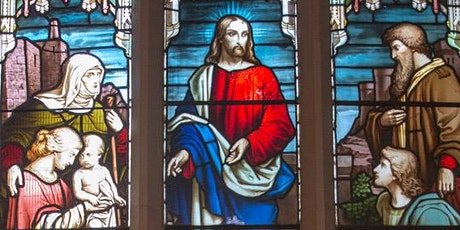 Lunchtime talk - Scottish Religious Art in Paint and Glass tickets