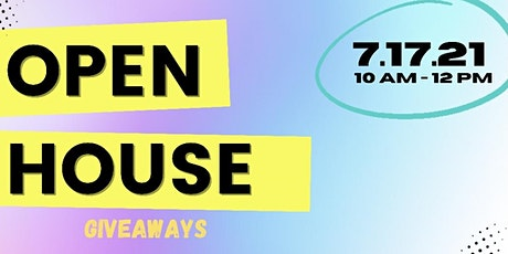 Open House 21 tickets