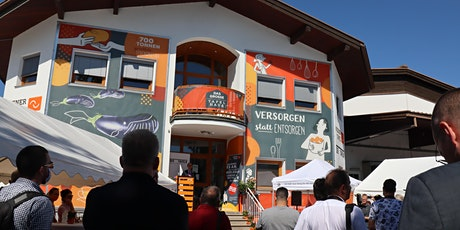 OPEN HOUSE - Lebensmittelzentrale Wiener Tafel Tickets