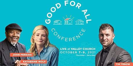 Good For All Conference 2021 tickets