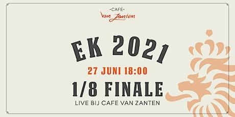 EK 2021 Achtste Finale tickets