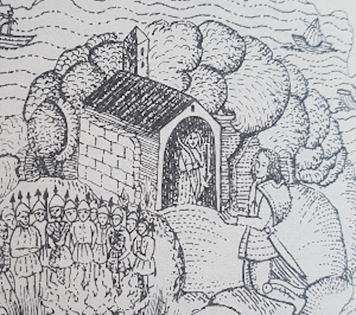 MYTHS, LEGENDS, & HALLOWEEN  VIRTUAL WALK image