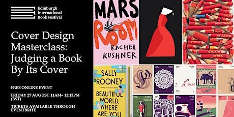Edinburgh International Book Festival: Cover Design Masterclass tickets