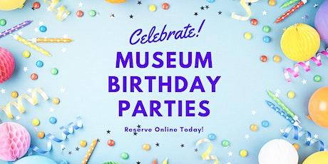 Birthday Party Rental tickets