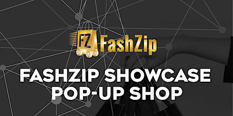 FashZip Showcase Pop-Up Shop (Vendors) tickets