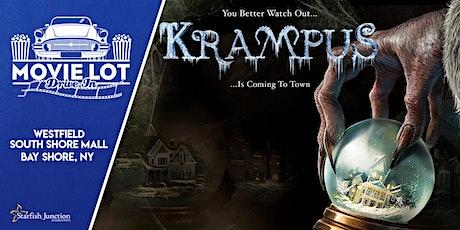 Movie Lot Drive-In Presents: Krampus - Saturday 7/31/21 tickets