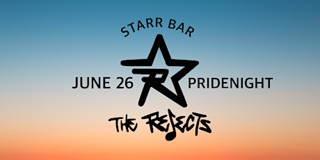 Rejects Presents: Pride Night Show tickets