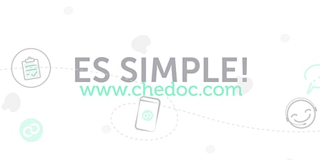 Capacitación Chedoc nuevas funciones entradas