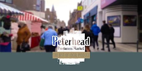Peterhead Producers' Market tickets