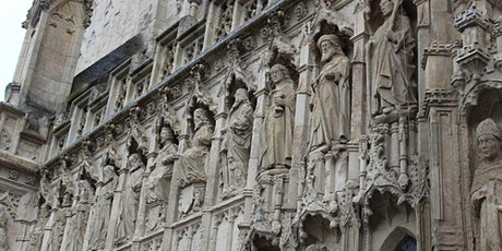 Romanesque to Gothic: an external tour of Exeter Cathedral tickets