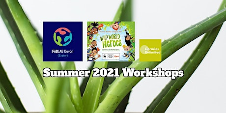 Inside FABLAB Exeter 3D Animal or creature Workshop (8-15yrs) tickets