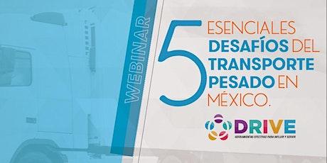 Desafíos del Transporte Pesado en México entradas