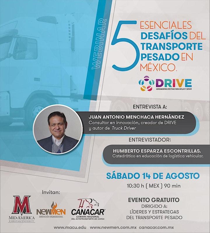 Imagen de Desafíos del Transporte Pesado en México