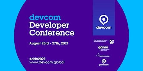 devcom Developer Conference 2021 biglietti