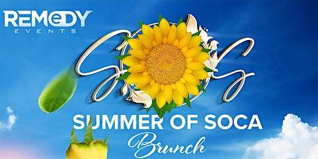 Summer Of Soca Brunch tickets