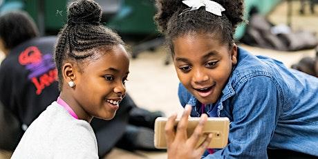Black Girls CODE X  Zipline  : Flying Drones and Data Tickets