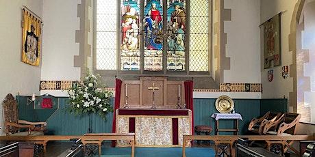 Edinburgh Sacred Arts Festival Concluding Event. Choral Evensong tickets