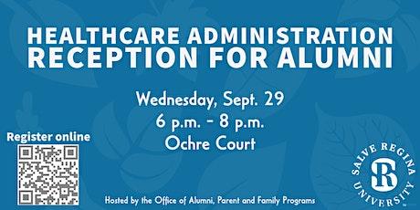 Healthcare Administration Reception for Alumni tickets