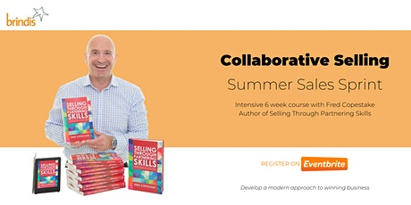 Collaborative Selling - Summer Sales Sprint tickets