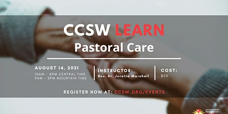 CCSW Learn: Pastoral Care tickets