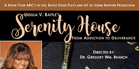"""Unified Voices presents: Ursula V. Battle's """"Serenity House"""" tickets"""