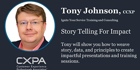 Story Telling for Impact tickets
