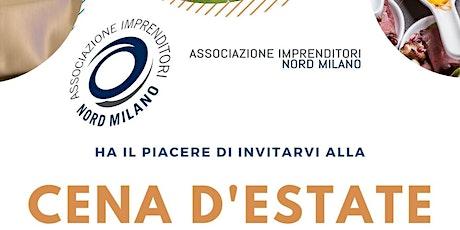 Cena d'Estata 2021 - AINM biglietti