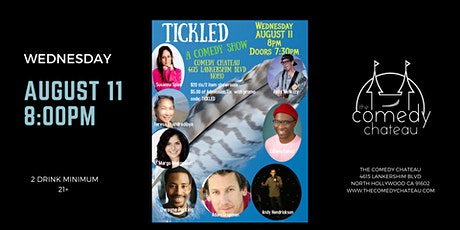 Tickled Comedy Show tickets
