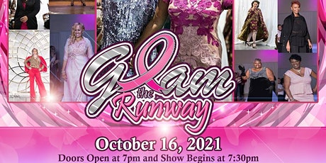 2021 Glam The Runway Fashion Show tickets