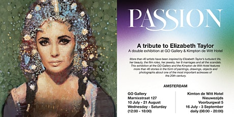 PASSION, a tribute to Elizabeth Taylor tickets