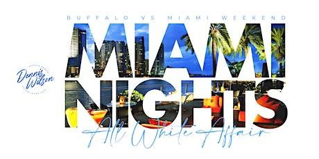 Miami Nights All White Affair: Miami tickets
