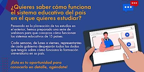 ¿Cómo funciona el sistema educativo de España? boletos