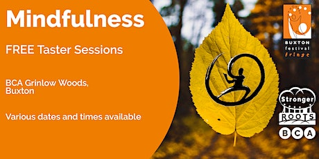 Mindfulness in the woodland tickets