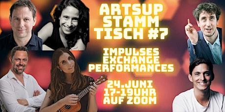 ArtsUp Stammtisch #7 Impulses Exchange Performances tickets