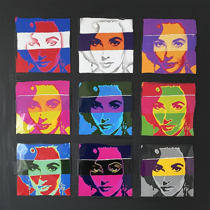 Afbeelding van PASSION, a tribute to Elizabeth Taylor