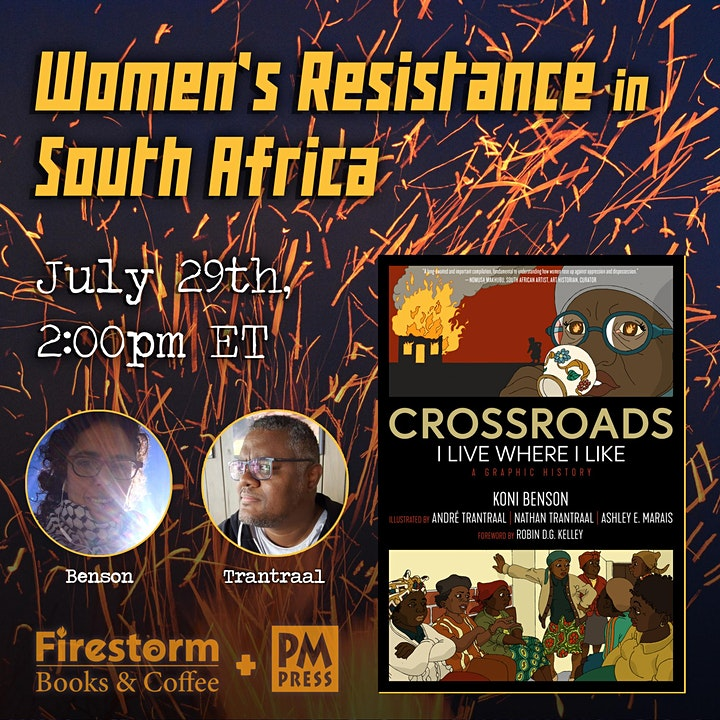 Women's Resistance in South Africa image