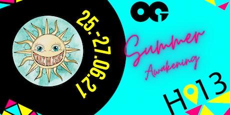 H13 Kulturpark Grand Awakening! Tanz Im Zenit | H13 | OG Overgroundmusic Tickets