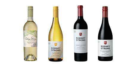 Virtual Wine and Cheese Pairing with Justin Seidenfeld of Rodney Strong tickets