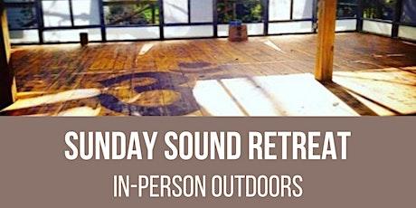 Sunday Sound Retreat tickets