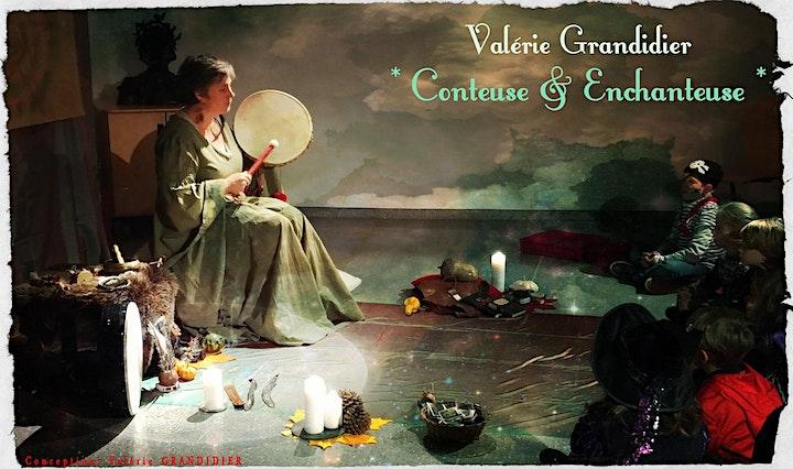 Image pour Spectacle  :  Le rêve de la Grande Ourse par Valérie Grandidier.
