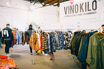 Summer Vintage Kilo Pop Up Store • Nürnberg • Vinokilo Tickets