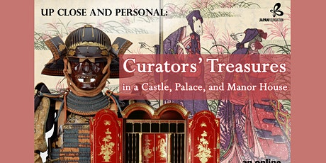Curators' Treasures in a Castle, Palace, and Manor House tickets