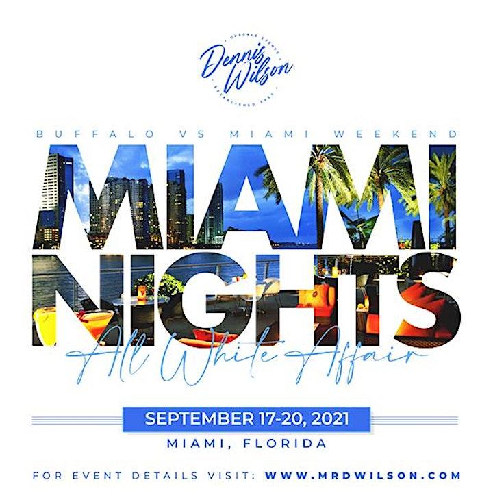 Miami Nights All White Affair: Miami image