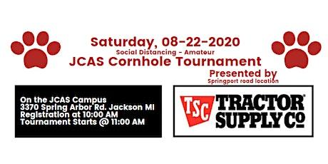 Copy of JCAS Amateur Cornhole Tournament tickets