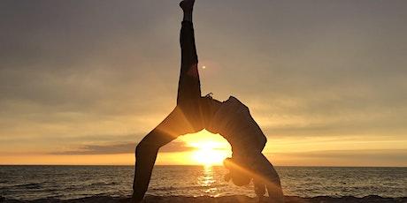 Sunrise Yoga + Meditation at Ohio Street Beach tickets