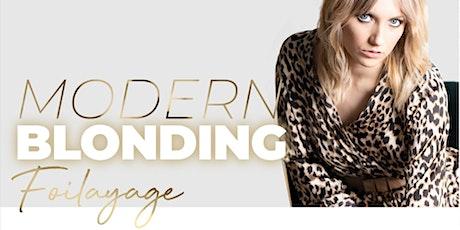 Modern Blonding: Foilayage | Shreveport, LA tickets