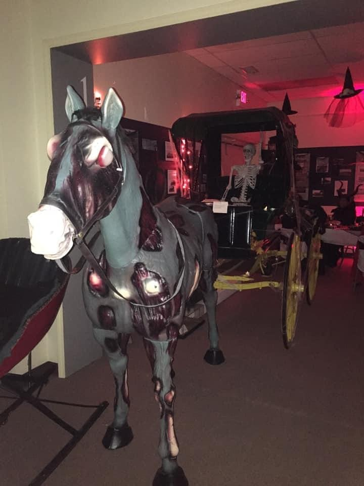 Witches Brew Tea at the Wayne Museum image